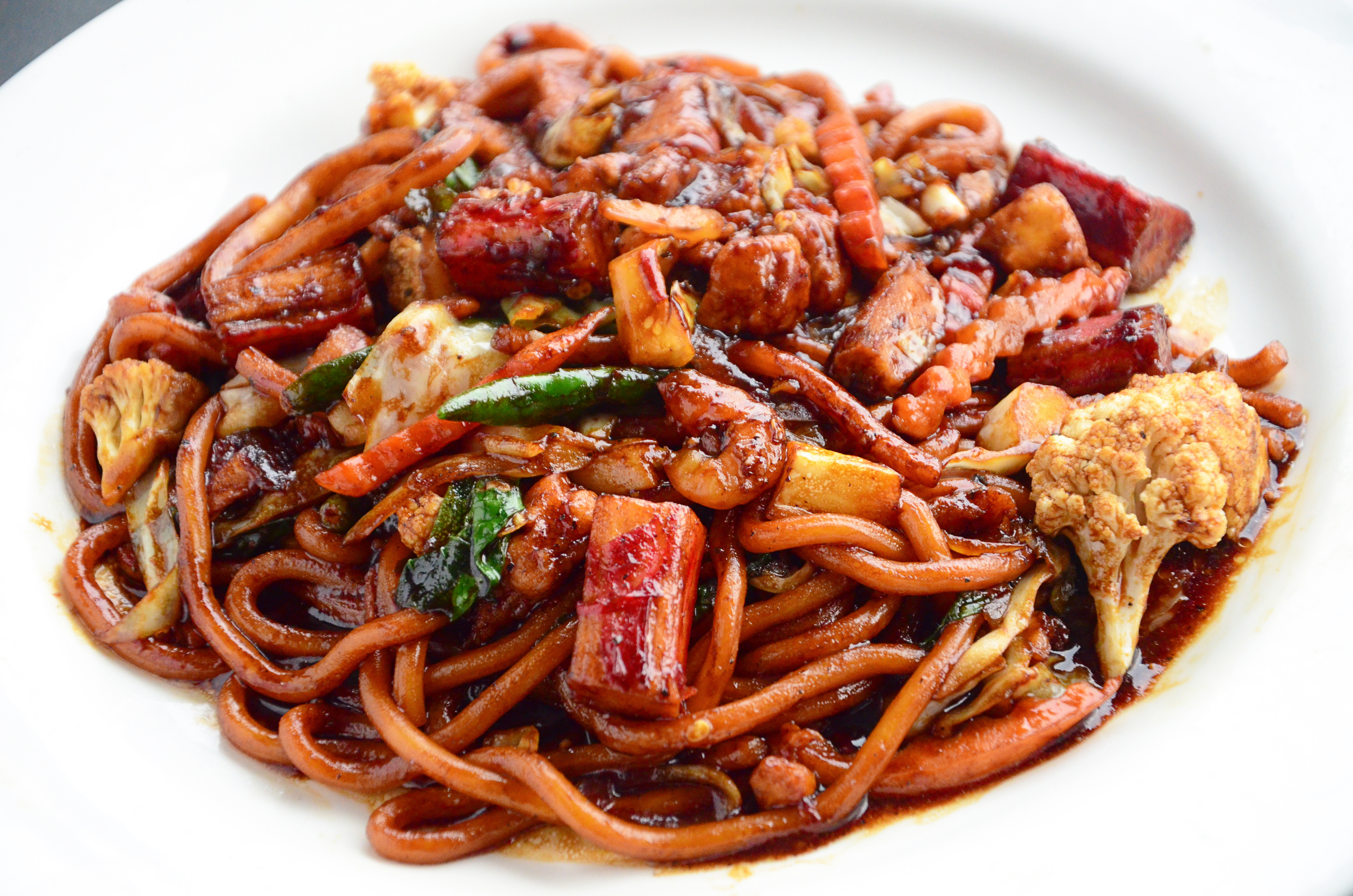 Mee Udon - Murni Discovery